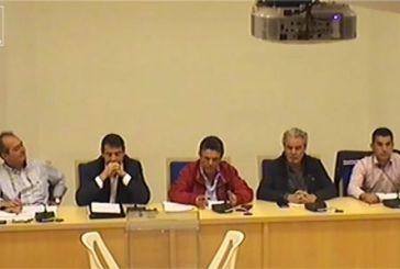 Απούσα η αντιπολίτευση του δήμου Αμφιλοχίας από την κρίσιμη συνεδρίαση για τον Άγριλο