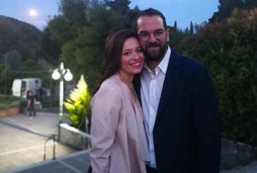 Η Εύη Παππά μας συστήνει τον σύζυγό της και… Περιφερειάρχη Δυτικής Ελλάδας Νεκτάριο Φαρμάκη