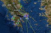 Χωρίς τη Δυτική Ελλάδα η διαδρομή της Ολυμπιακής Φλόγας