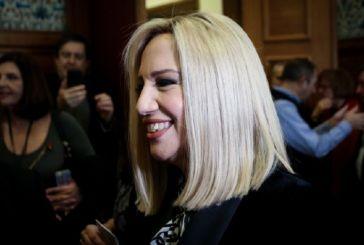 Σακελλαροπούλου: Ναι και από το ΚΙΝΑΛ στην υποψηφιότητά της
