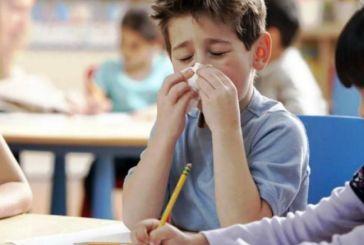 Κορωνοϊός: Τα πιο συνηθισμένα συμπτώματα στα παιδιά – Πώς ξεχωρίζουμε το απλό κρυολόγημα