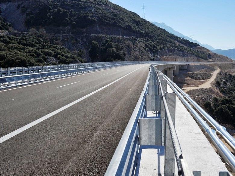 Ιόνια Οδός: Κυκλοφοριακές ρυθμίσεις στον Ανισόπεδο Κόμβο Αντιρρίου