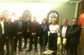 Συνάντηση στο Αγρίνιο  Πολιτικών Στελεχών της Νέας Δημοκρατίας