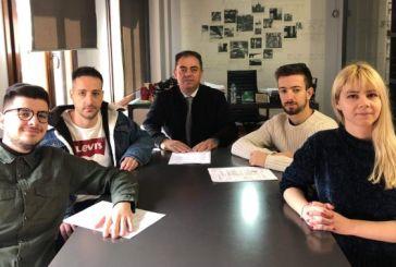 Συνάντηση Δ. Κωνσταντόπουλου με φοιτητές του ΔΠΠΝΤ – την Δευτέρα η συζήτηση της ερώτησης του