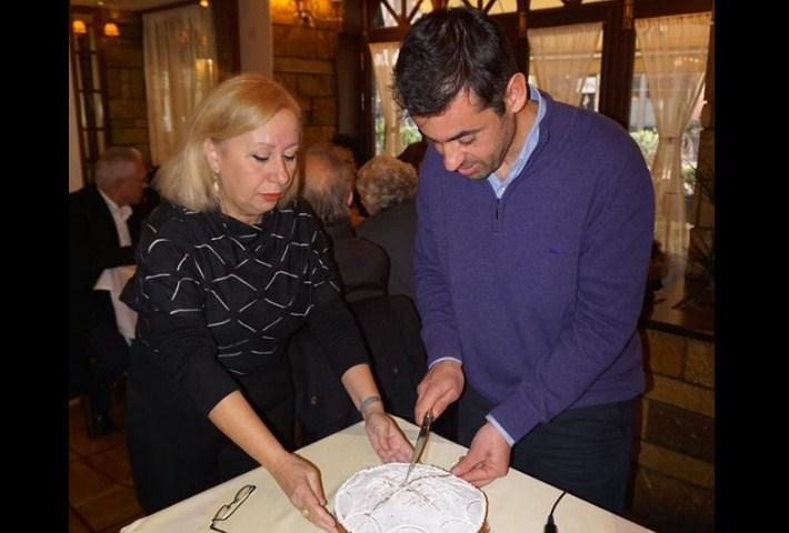 Έκοψε την πίτα της η Ιστορική και Αρχαιολογική Εταιρεία  Δυτικής Στερεάς Ελλάδας