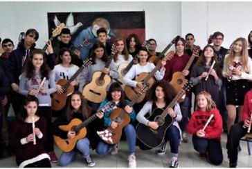 Το Μουσικό Σύνολο Floguitar από το Αγρίνιο στην 5η Πανελλήνια Συνάντηση Συνόλων και Ορχηστρών Κιθάρας