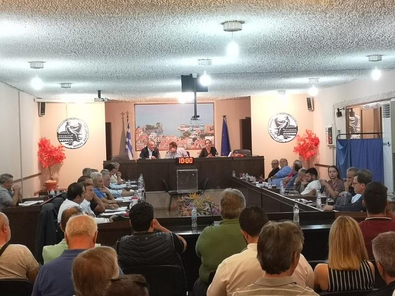 Συνεδριάζει με τηλεδιάσκεψη την ερχόμενη Τετάρτη το Δημοτικό Συμβούλιο Ναυπακτίας