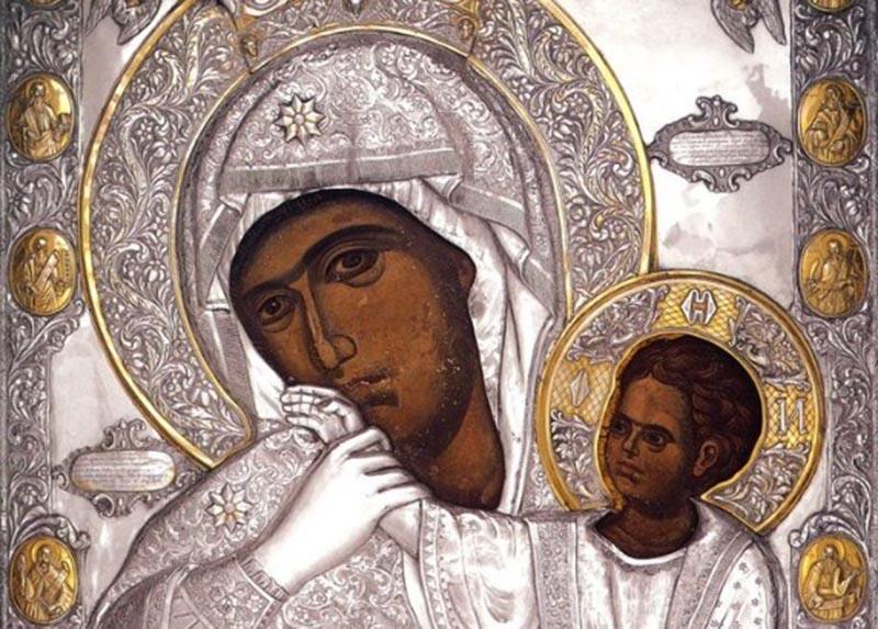 """Πανήγυρη επί τη εορτή της συνάξεως της εικόνας """"Παναγία η Παραμυθία"""" στον Ι. Ν. Αγίας Τριάδος Αγρινίου"""