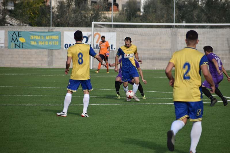 Ανακοίνωση των παικτών του Παναγρινιακού:  Τα πρωταθλήματα να παίζονται στο γήπεδο