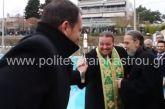 Θεοφάνεια: Ο ιερέας που γίνεται… κάθε χρόνο viral! video