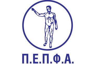 Η Διοικούσα Επιτροπή της Ένωσης Πτυχιούχων Φυσικής Αγωγής Αιτωλοακαρνανίας