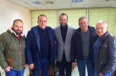 Στον Περιφερειάρχη ο πρόεδρος του ΤΟΕΒ Καλυβίων για το αρδευτικό δίκτυο