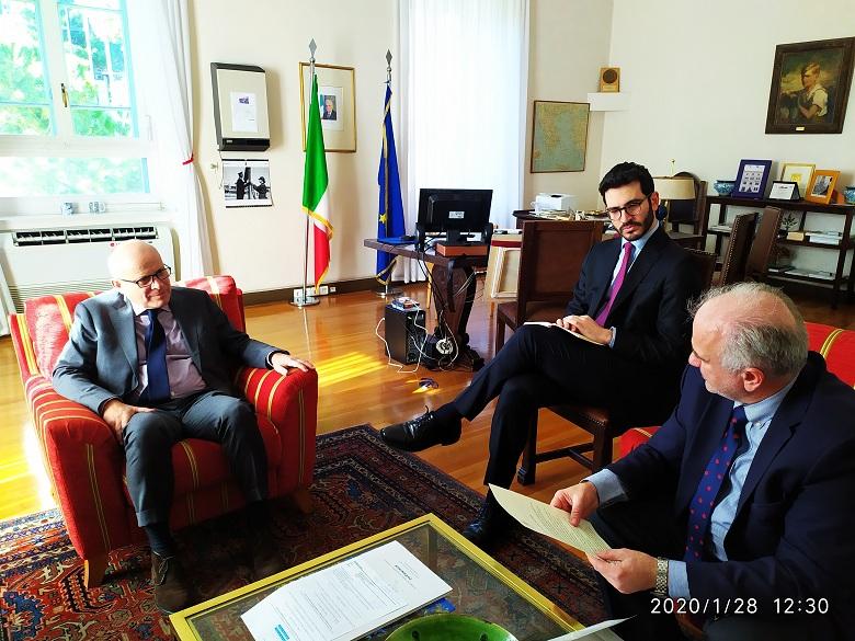 Τιμώμενη χώρα των Εορτών Εξόδου 2020 η Ιταλία