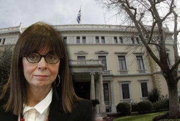 Η Αικατερίνη Σακελλαροπούλου υποψήφια Πρόεδρος της Δημοκρατίας