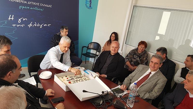 Συνεδρίασε η νέα ΕΕ του Δικτύου Συμμαχία για την Επιχειρηματικότητα στην Δυτική Ελλάδα