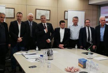 Συνάντηση Αντιπεριφερειαρχών Ανάπτυξης – Επιχειρηματικότητας στην Αθήνα