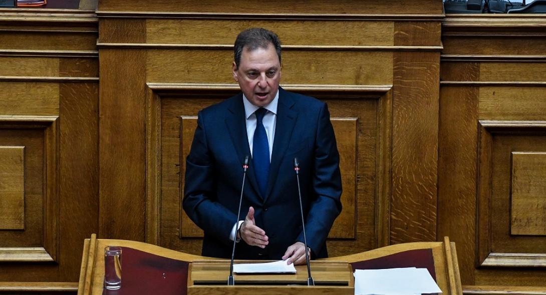 """Σπήλιος Λιβανός: """"Οι Ευρωπαίοι ηγέτες οφείλουν να αρθούν στο ύψος των περιστάσεων…"""""""
