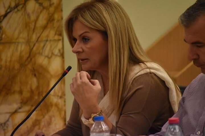 Χριστίνα Σταρακά : Η ανάκαμψη της τοπικής οικονομίας είναι ένα στοίχημα που πρέπει να κερδίσουμε