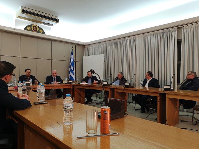 Συνεδρίασε στο Αγρίνιο με διευρυμένη σύνθεση η Συντονιστική κατά της εκτροπής του Αχελώου