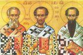 Ο εορτασμός των Τριών Ιεραρχών στη Ναύπακτο