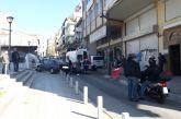 Αναστάτωση από εκτροπή οχήματος σε κεντρικό σημείο του Αγρινίου