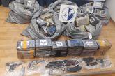 """Koκαΐνη στον Αστακό: Πέντε συλλήψεις, τρεις αποδράσεις και μία συμπλοκή με αστυνομικούς στο """"βιογραφικό"""" του αρχηγού του κυκλώματος"""
