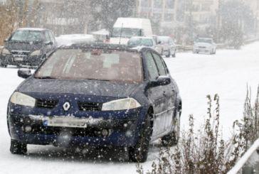 Στο 10% η χιονοκάλυψη τον Απρίλιο στην Ελλάδα, η μεγαλύτερη της τελευταίας 15ετίας