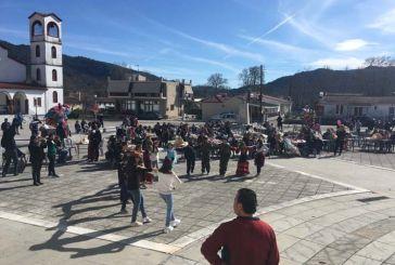 Αποκριάτικες εκδηλώσεις στο Χαλκιόπουλο