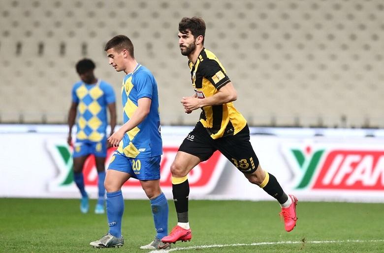 Τα highlights του ΑΕΚ – Παναιτωλικός 4-0