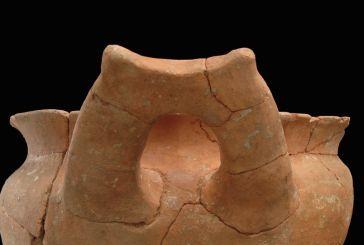 Βίντεο: Προϊστορικό αγγείο από την Κοιλάδα του Αχελώου