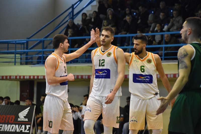 Α2 Μπάσκετ: Συνέχισαν με νίκες Χαρίλαος Τρικούπης και ΑΟ Αγρινίου