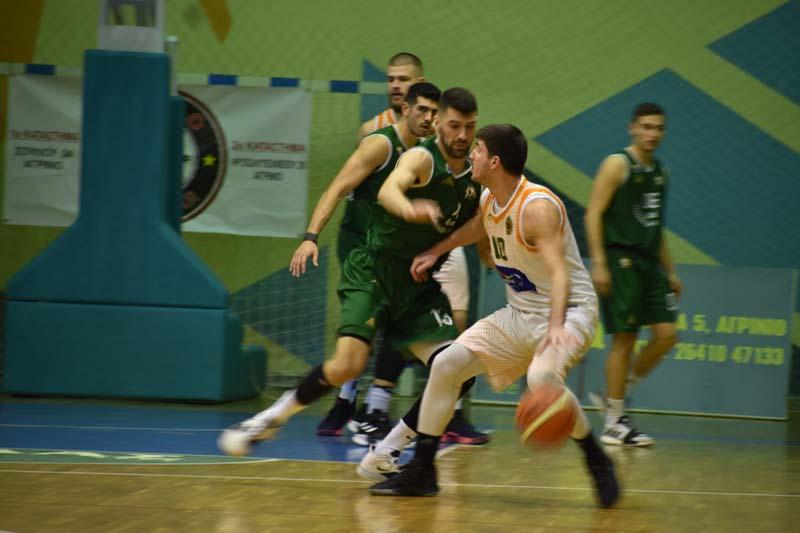 """Α2 Μπάσκετ: Νικητής ο ΑΟ Αγρινίου στο """"θρίλερ"""" με τη Δάφνη (φωτο)"""