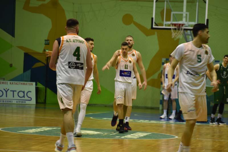 Live-μπάσκετ: ΑΟ Αγρινίου-Οίαξ Ναυπλίου