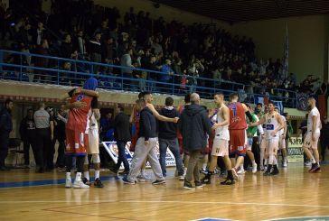 Μπάσκετ: Με κόσμο το ΑΟ Αγρινίου – Χαρίλαος Τρικούπης για το Κύπελλο Ελλάδας