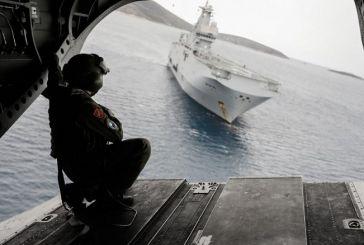 «Μέγας Αλέξανδρος 2020»: Εντυπωσιακές εικόνες από στρατιωτική άσκηση Ελλάδας – ΗΠΑ – Γαλλίας