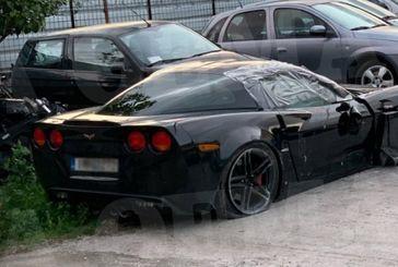 Παραδόθηκε στην αστυνομία ο οδηγός της Corvette που σκότωσε τον 25χρονο Ευρυτάνα