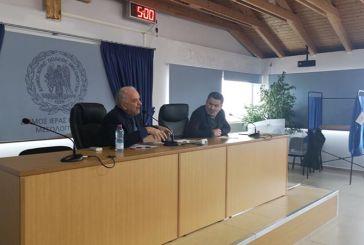 Σύσκεψη για τα μη δεσποζόμενα ζώα συντροφιάς στον Δήμο Μεσολογγίου