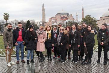 Εκπαιδευτική επίσκεψη του ΔΙΕΚ Μεσολογγίου στην Κωνσταντινούπολη