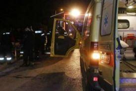 Toύμπαρε όχημα στον δρόμο Μεσολογγίου – Αιτωλικού, 33χρονος τραυματίας