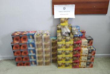 Σύλληψη καταστηματάρχη σε περιοχή του Μεσολογγίου για παράνομο εμπόριο φυσιγγίων
