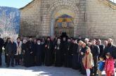 Εορτή του Αγίου Πολυκάρπου στη Ναύπακτο και την Ι.Μ. Αμπελακιώτισσας (φωτο)