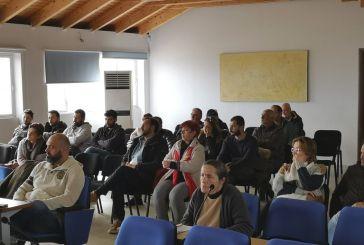 Συνάντηση με τους επαγγελματίες εστίασης για τους κοινόχρηστους χώρους στο δήμο Μεσολογγίου