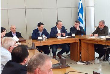 Ο Φάμελλος στη Συντονιστική για τον Αχελώο: απαραίτητη η συμμαχία πολιτών και φορέων σε ολόκληρη την χώρα για την αποτροπή της εκτροπής