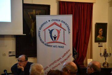 Ο Σύλλογος Διαβητικών  «Γλυκιά Οικογένεια» καλεί στην ετήσια Γενική Συνέλευση