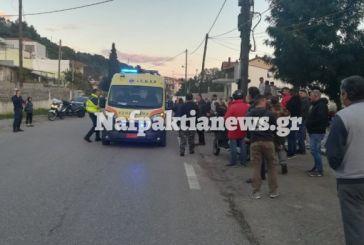 Δυο νεαροί τραυματίες σε νέο τροχαίο στη Ναύπακτο