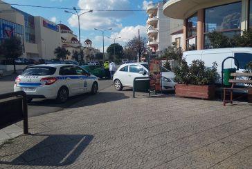 Αγρίνιο: Στο νοσοκομείο ντελιβεράς λόγω τροχαίου