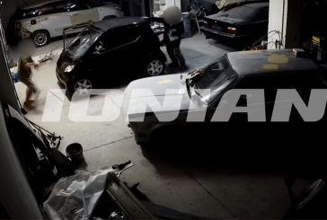 Σοκαριστικό βίντεο: Καρέ καρέ η δολοφονία του 41χρονου στο φανοποιείο στην Πάτρα