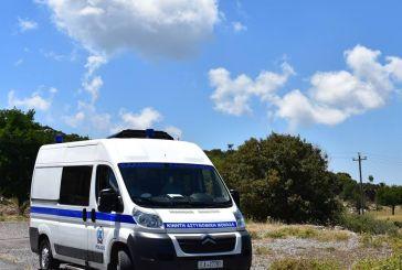 To εβδομαδιαίο δρομολόγιο Κινητής Αστυνομικής Μονάδας Ακαρνανίας