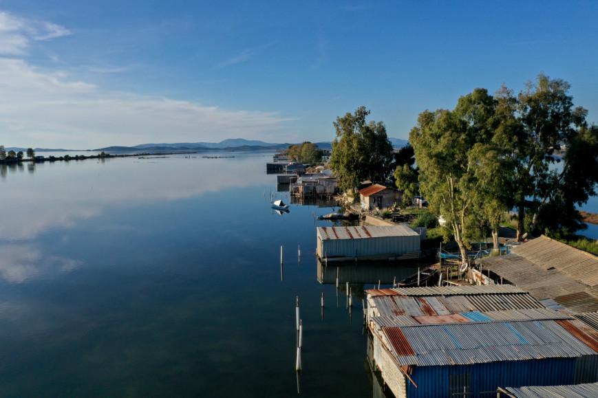 Οι μελέτες που εκπόνησε για τη Λιμνοθάλασσα Μεσολογγίου ο Φορέας Διαχείρισης