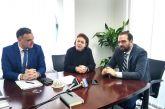 Σύσκεψη στην Περιφέρεια με την Υπουργό Πολιτισμού: σε προτεραιότητα Καπναποθήκες Παπαπέτρου και το Αρχαίο Θέατρο Στράτου